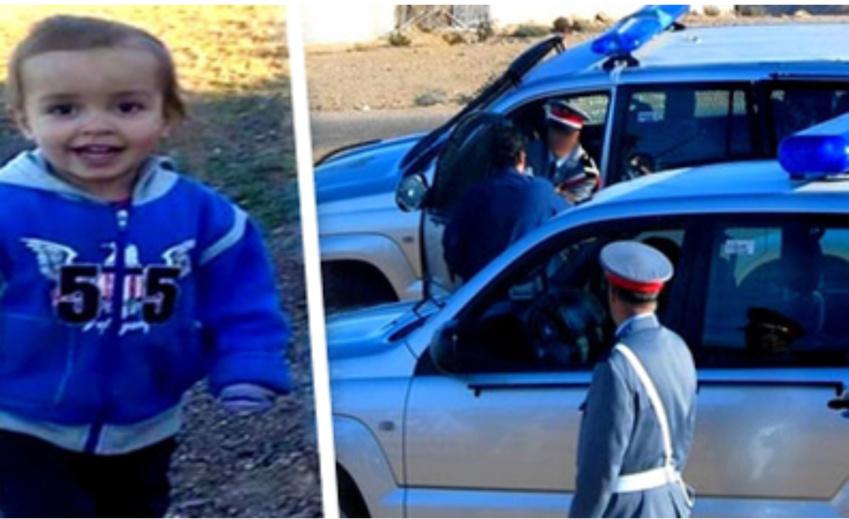 اعتقال ثلاثة أشخاص بالدريوش حاولوا ابتزاز أسرة الطفلة المختفية إخلاص