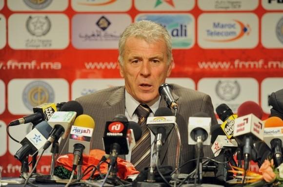إيرك غريتس : سنأخذ بثأرنا الرياضي من الجزائر