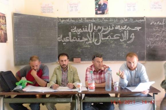 إنتخب السيد مسعود سينوح رئيس لجمعية ثزيري للتضامن والاعمال الاجتماعية بأولاد يخلف