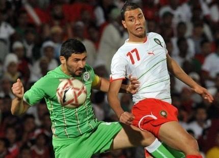 المغرب يسحق الجزائر برباعية تاريخية