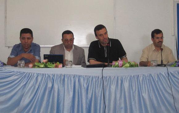 اختتام الدورة الثالثة للملتقى الوطني الثالث لفن الكاريكاتيرـ شفشاون 2011
