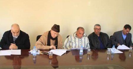 جماعة حاسي بركان تعقد دورتها العادية وترصد مبلغ مالي هام لإصلاح الطرق