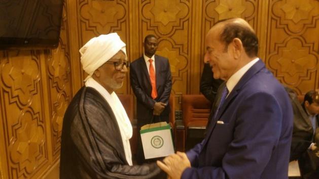 عبد القادر سلامة يترأس وفد مجلس المستشارين المشارك في الجلسة الثانية لقمة البرلمان العربي بالقاهرة.