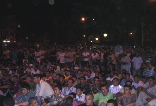 مسيرة شعبية حاشدة، واعتصام جزئي بالحسيمة لحركة 20 فبراير