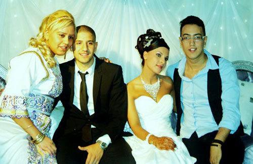 صور زفاف تاعرابت...و سان جيرمان يقدم عرض جديد قيمته 15 مليون يورو