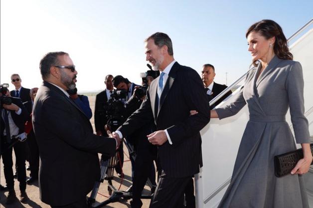 """الملك فيليبي السادس: بإمكان إسبانيا والمغرب بناء """"حلف رائد وطلائعي"""" للشراكة الأورو - متوسطية"""