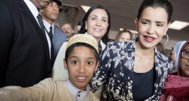 """وزراء خارجية """"التعاون الإسلامي"""" يثمنون موافقة جلالة الملك على تعيين للا مريم سفيرة للنوايا الحسنة للمنظمة"""