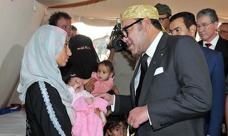 الأردن.. إشادة بمبادرة جلالة الملك محمد السادس بإقامة المستشفى المغربي بمخيم الزعتري