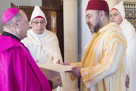 المغرب ينفرد دائما بدوره الطلائعي في الحوار بين المسلمين و المسيحيين