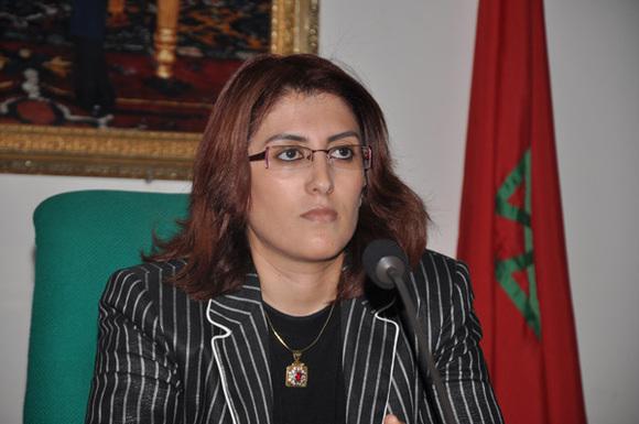 محمد الحموتي يناقش الناشطة السياسية ليلى أحكيم