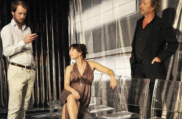 هيدا غابلر مسرحية  الامس تتحدث الينا اليوم