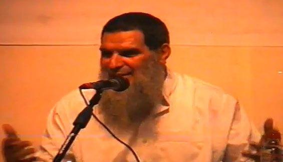 تسجيل كامل لمحاضرة الشيخ محمد الفزازي بوجدة