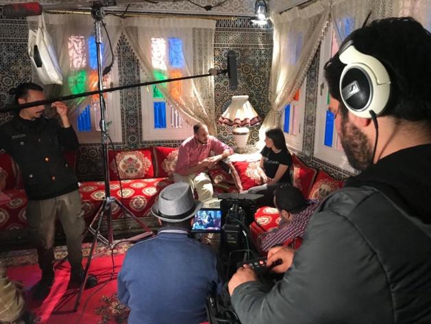 يبث خلال رمضان :الانتهاء من تصوير الفيلم التلفزي الامازيغي أنير