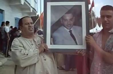موسي بلغو : عندي قلب واحد نهديه الملك محمد السادس