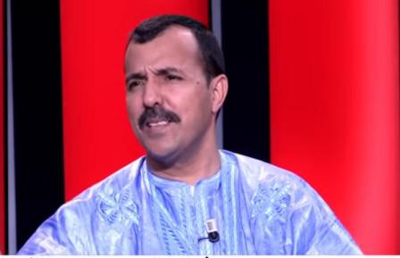 مادي البيهي يفضح الجزائر والبوليساريو ويدعو ساكنة تندوف إلى الانتفاضة ضد غالي (الفيديو)