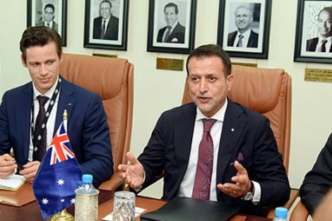 مسؤول أسترالي يعرب عن دعم بلاده الكامل لسيادة المغرب ووحدته الترابية