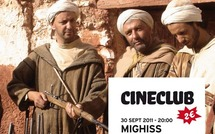 Projection du film MIGHISS le 30 Septembre à 20h