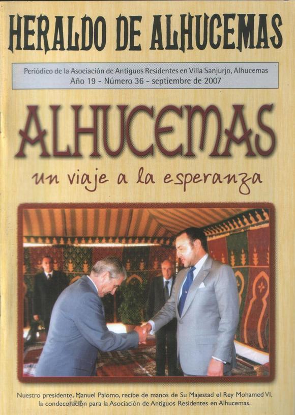 الرجوع إلى الأصل أصل... الإسبان المولودون بالحسيمة في زيارة خاصة لمسقط رأسهم