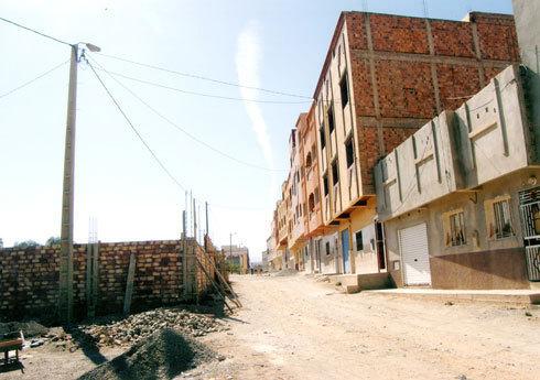 مواطنون يستنكرون تغاضي المجلس البلدي  والسلطات بامزورن عن البناء العشوائي