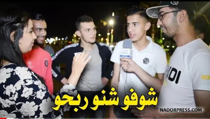 """بالفيديو.. شوفو شحال ربحو فالناظور فبرنامج """"الربحة مع مصطفى"""""""
