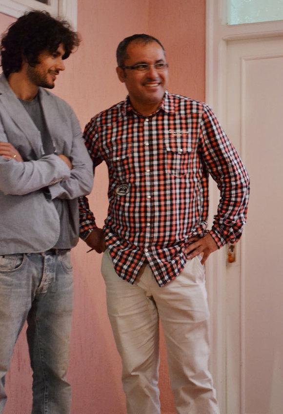 """سُلَيْ مـــانْ """"  فيلم أمازيغي من إنتاج مشترك بين ثازيري للإنتاج وشركة محمد البدوي الاسبانية"""