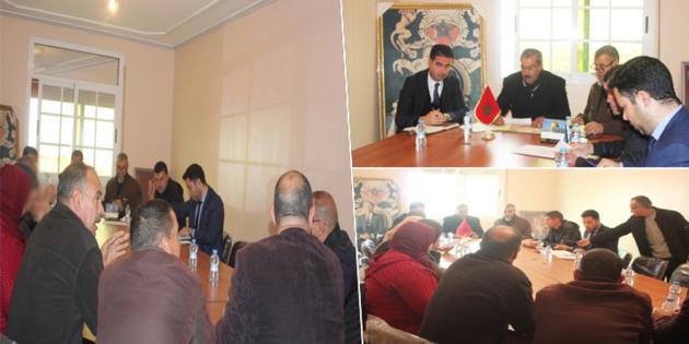 إقليم الدريوش: مجلس جماعة وردانة يعقد جلسته  الثانية من دورة ماي العادية وهذه هي النقطة التي صادق عليها