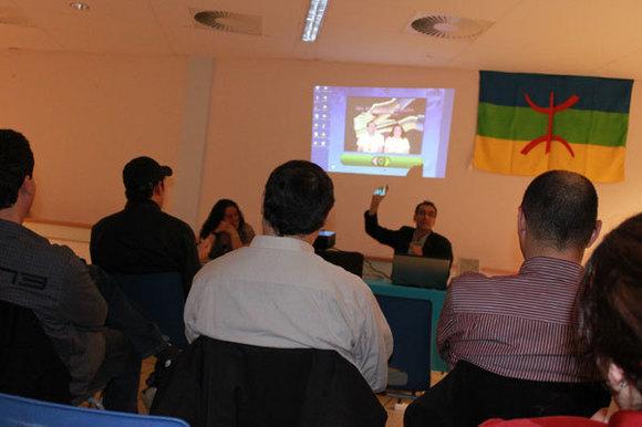 حراك ثقافي بنوع خاص:   برامج تعليمية تربوية جديدة بأمازيغية الريف ترى النور في هولندا .