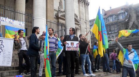بيان من أمازيغ بيلجيكا يندد و يتضامن مع معتقلي القضية الامازيغية