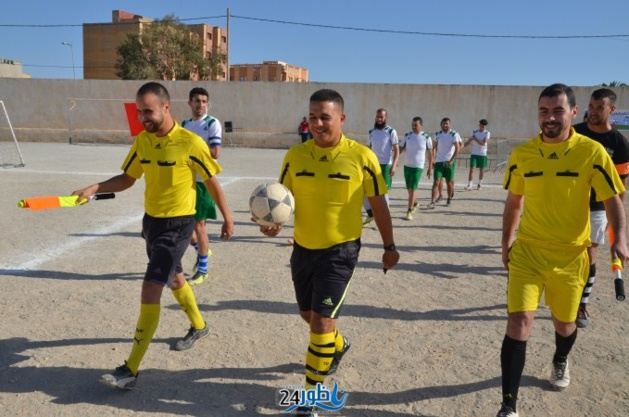 بالفيديو.. فريق شباب سبعون بطلاً للدوري الرمضاني في نسخته الثانية بجماعة دار الكبداني