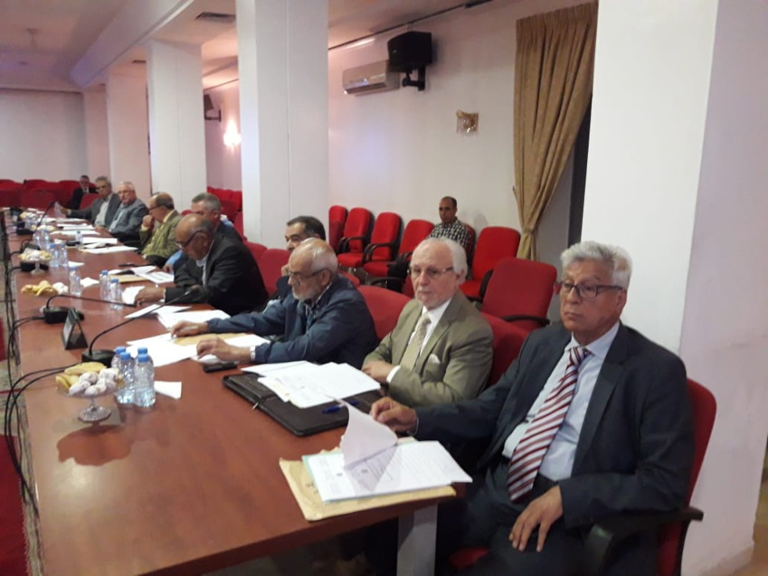 مجلس اقليم الناظور يعقد دورته العادية لشهر يونيو 2019