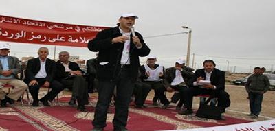 ممثل حزب  بالدريوش يهدد بالإنسحاب احتجاجا على خروقات وتجاوزات خطير