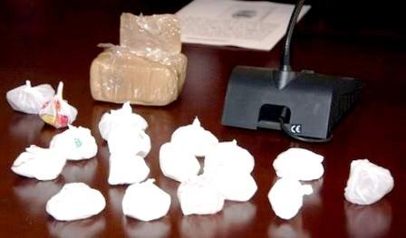 الناظور..توقيف شخص من ذوي السوابق القضائية من أجل الاتجار في الكوكايين كان برفقة مفتش شرطة