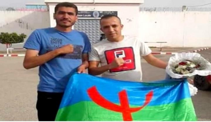 """الحركة الأمازيغية بالناظور تستنكر """"التعسفات"""" التي تطال الأستاذ امحمدي عبد الرزاق"""
