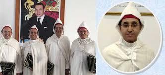 صاحب الجلالة الملك محمد السادس يستقبل سليل إقليم الناظور يسير فارس بالقصر الملكي العامر بالرباط و يعينه سفيرا بجمهورية الأرجنتين.