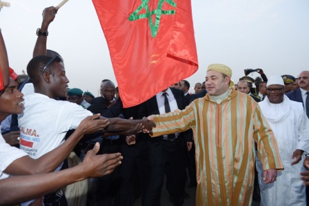 علاقات المغرب مع الاتحاد الأوروبي تسترشد برؤية ملكية