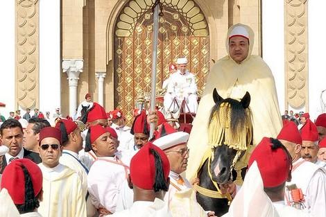لذكرى 20 لتربع جلالة الملك على العرش..أوراش كبرى وسياسة هجرة يحتدى بها