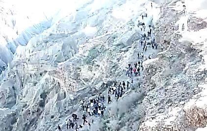 جبال الريف تنتفض ضد الإقصاء والتهميش 23 دجنبر