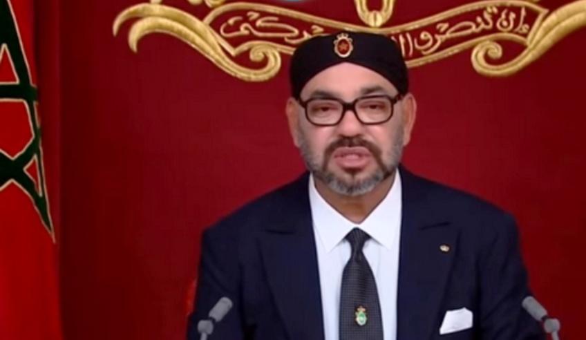 الملك محمد السادس يواصل قضاء عطلته بمدينة الحسيمة ومنها سيلقي خطاب ثورة الملك والشعب