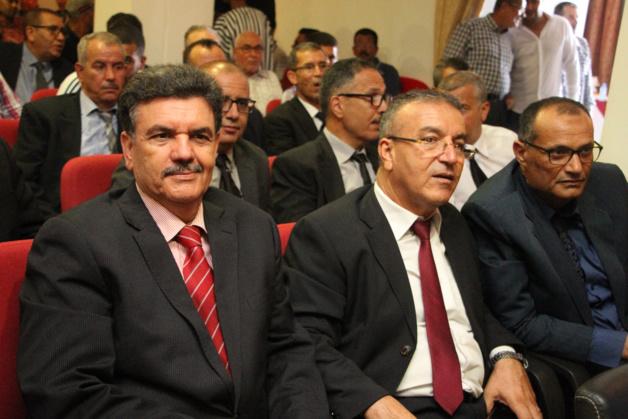 عامل اقليم الناظور يترأس حفل تنصيب رجال السلطة الجدد
