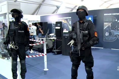 فرقة التدخل المركزي.. وحدة أمنية للتدخل الناجع ومجابهة المخاطر(فيديو)