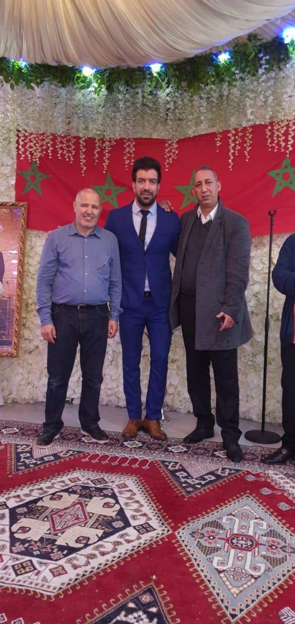 حفل فني يعزز روابط الجالية المغربية في كوبنهاغن من تنظيم  المنتدى المغربي الدنماركي وجمعية المستثمرين المغاربة
