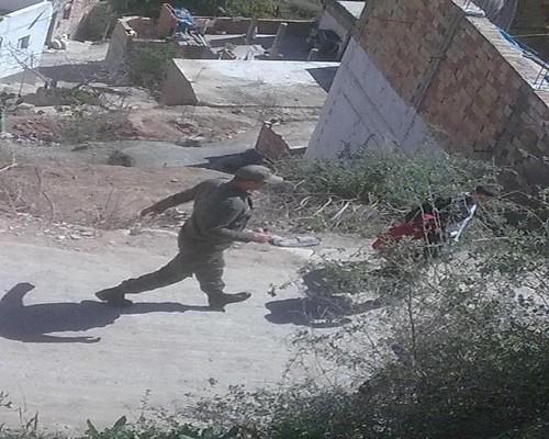 من يقف وراء هدم منازل المواطنين الأبرياء بمدينة الحسيمة