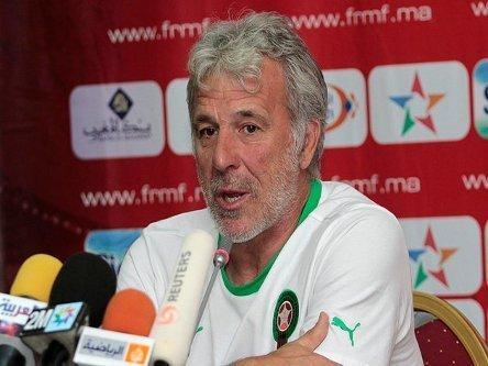 غيريتس: مباراة المغرب ضد بوركينافاسو فرصة للوقوف على مؤهلات بعض اللاعبين