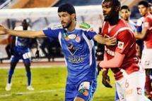 الهلالي إبن أركمان شارك لأول مرة رفقت المنتخب الوطني في مباراة الاربعاء