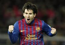 ميسي يصنع التاريخ ويحرز 5 أهداف في فوز برشلونة بالسبعة على ليفركوزن بدوري الأبطال