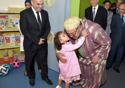 جلالة الملك: التعليم حق للطفل وواجب على الأسرة والدولة
