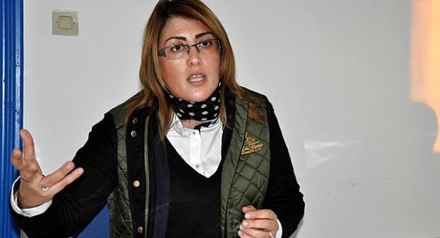 ليلى احكيم اول امرأة في تاريخ المدينة تنافس على منصب رئاسة بلدية الناظور