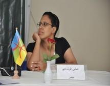 أماني الوشاحي تطالب بتمثيلية الأمازيغ في اللجنة التأسيسية لدستور مصر