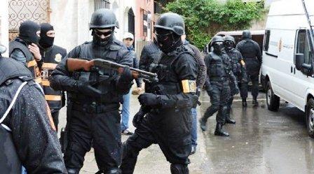هكذا تمكن البسيج من تجنيب المغرب خطر عملية انتحارية لداعش