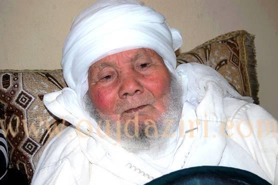 عاش 114 سنة وخلف أكثر من 170 ابنا وحفيدا، أكبر معمر  في المغرب بوجدة